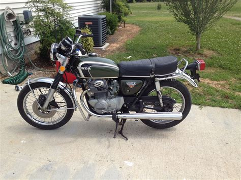 exquisite second my 1973 honda cb350 project 1973 honda cb350g bike could use some help