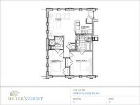 what is open floor plan floor plans