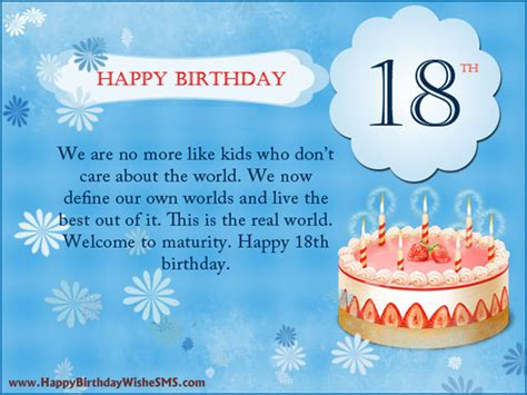 Happy Birthday Wishes From Parents To 18th Birthday Wishes For Son Daughter Happy Birthday