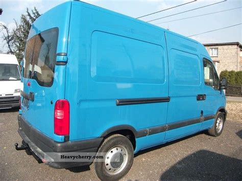 opel movano 2001 opel movano 2001 other vans trucks up to 7 photo and specs