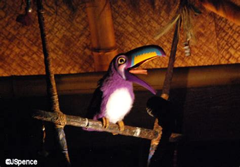 the world according to the enchanted tiki room