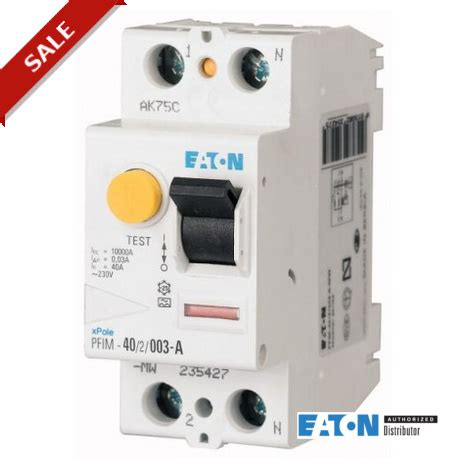 pfim 63 2 003 g a 108046 eaton moeller residual current ci