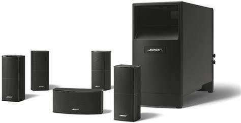 bose acoustimass  series  home cinema speaker system