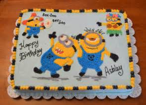 kuchen minion minion cake a of this and a of that