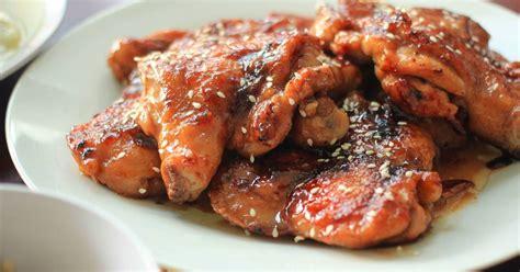 Minyak Goreng Aroma resep chicken teriyaki aroma bawang putih tanpa minyak