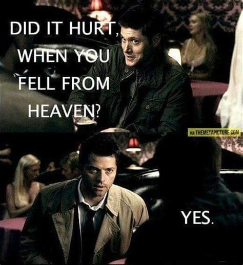 Supernatural Funny Memes - 313 best images about tv shows funny memes on pinterest arrow funny merlin memes and ron swanson