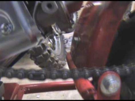 doodle bug mini bike clutch problems doodle beast minibike 6 5 hp motor change part 6 how to