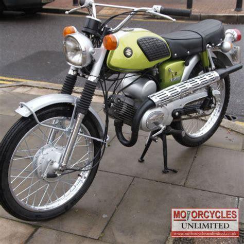 Vintage Suzuki Motorcycles For Sale 1971 Suzuki Acc100 Classic Suzuki For Sale Motorcycles