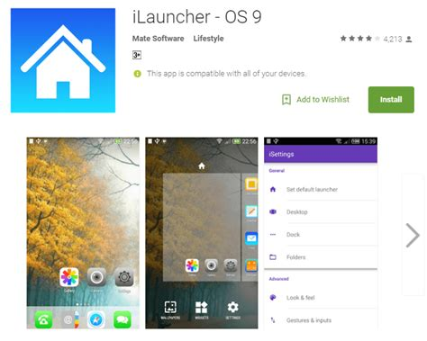 iphone launcher for android top 4 best iphone launcher for android november 2016