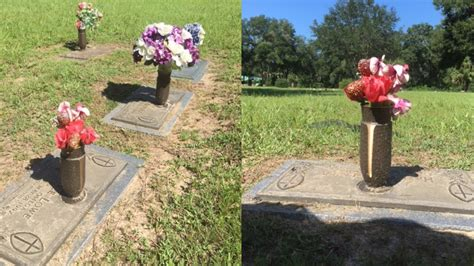 Vases Stolen From Cemetery by 10 000 Worth Of Bronze Vases Stolen From Ocala Cemetery