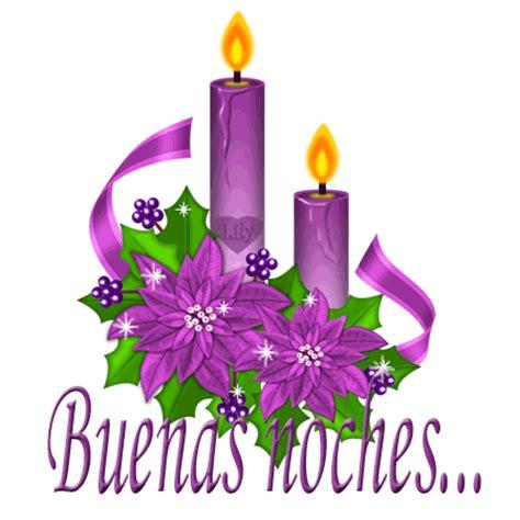 imagenes de buenas noches brillantes velas violetas encendidas buenas noches imagenes y carteles