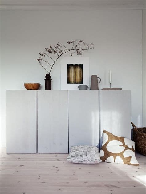 home decorating ideas modern living room sideboard cabinet