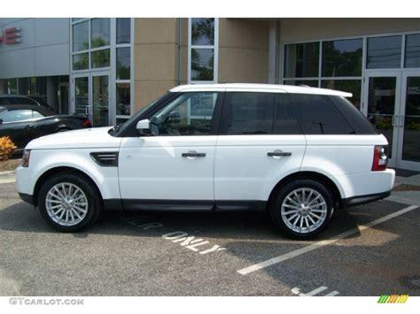 land rover hse white 2011 fuji white land rover range rover sport hse 53280022