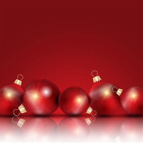 christmas baubles   vectors clipart