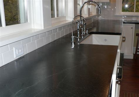 Soapstone Kitchen Countertops Kitchen Countertop Pricing And Materials Guide