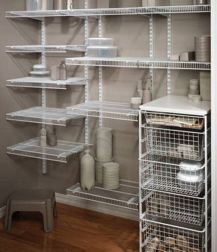 wire shelving  pantry design ideas remodel pictures