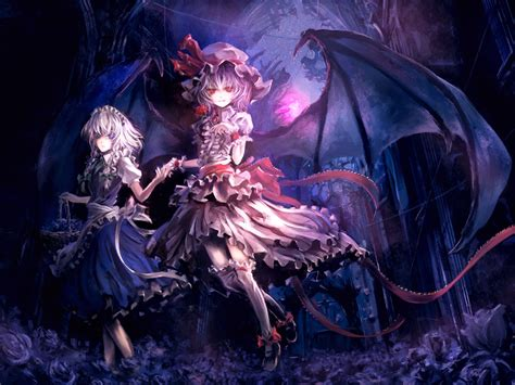 anime demon girl wallpaper devil girl wallpaper wallpapersafari