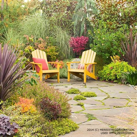 better homes and gardens backyards backyard landscaping ideas for privacy better homes and