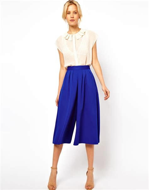 Uniforme Blue Culotte M don t if i can pull these but damnit i m going to try wearing cobalt