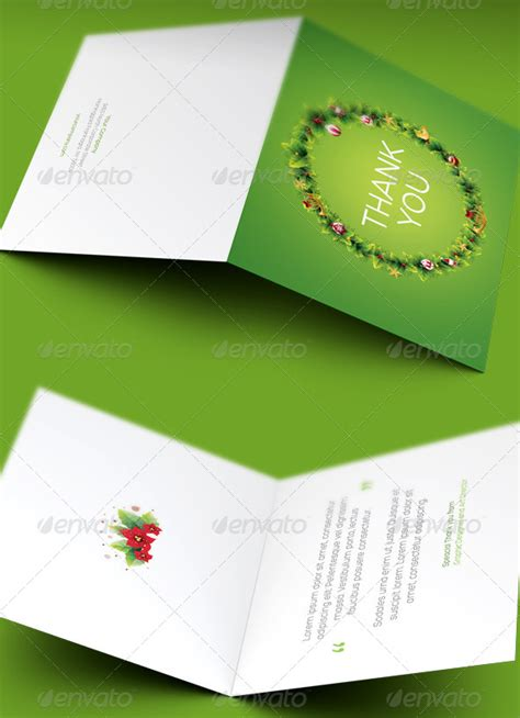 thank you card template psd ornament thank you card template by loswl on