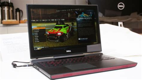 Dell Inspiron 15 Gaming dell announces updated inspiron 15 7000 budget gaming notebook notebookcheck net news