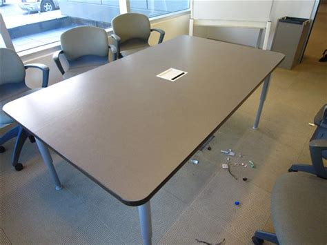 Upholstery Courses Calgary by Meeting Table Adjustable Power Data 40x72
