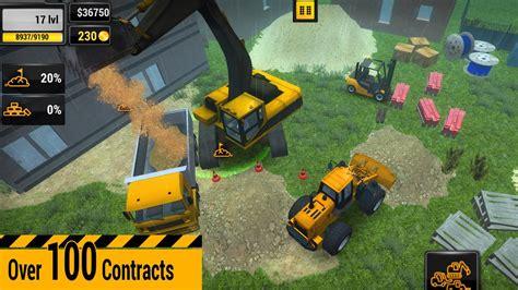 mod game apk 2016 construction machines 2016 apk v1 11 mod money apkmodx
