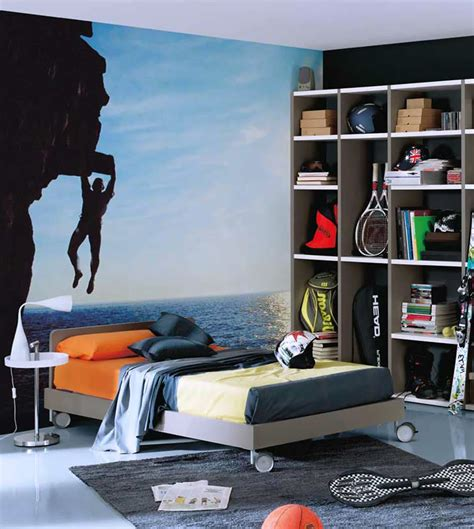 Cool Bedroom Ideas For Teenage Guys bedroom ideas for teenage guys peenmedia com