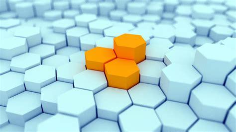 Hexagon Block by 3d Hexagon Blocks Hd Wallpapers Desktop Wallpaper