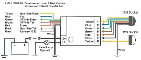 7 way bypass relay wiring diagram efcaviation