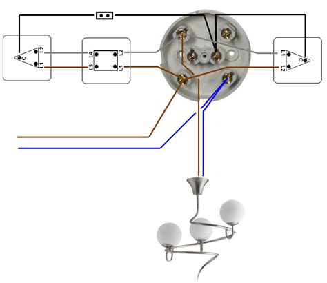 way light switch wiring diagram get free image about