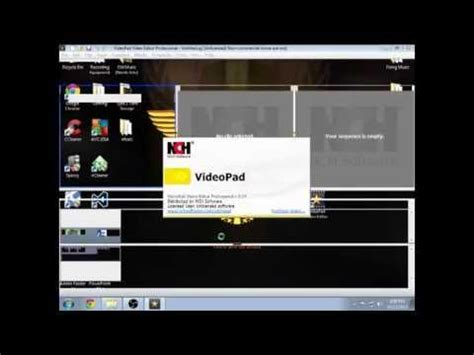 videopad tutorial german videopad video editor doovi