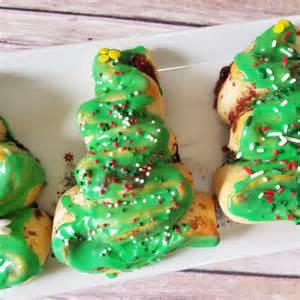 pillsbury cinnamon roll christmas trees rumbly in my tumbly