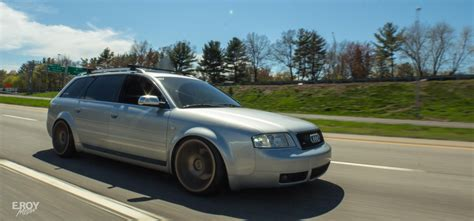 Audi S6 C5 by My C5 S6 Avant Cruising The Highway Audi