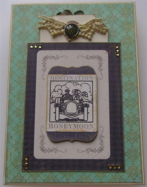 Handmade Wedding Cards For Sale - ooak one of a handmade honeymoon destination wedding