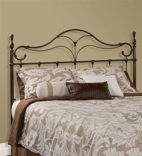 cast iron headboard adeline cast metal queen headboard collection accessories