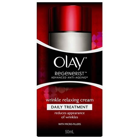 Olay Di olay regenerist wrinkle relaxing