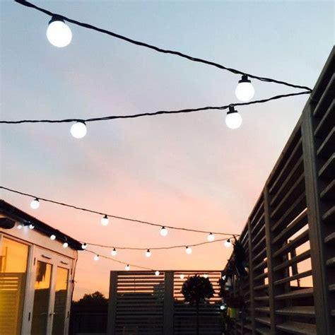 Permanent Install Festoon Lighting Sydney Hire Buy String Lights Sydney