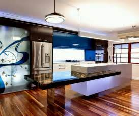 Modern Interior Kitchen Design by New Home Designs Ultra Modern Kitchen Designs Ideas
