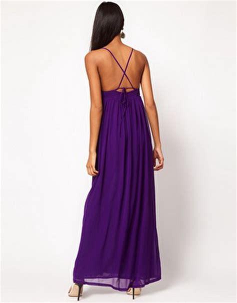 Purple Dresses From Oli by Purple Chiffon Maxi Dresses