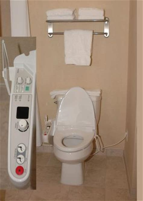 hotels with bidets bidet washlet toilets in every room picture of