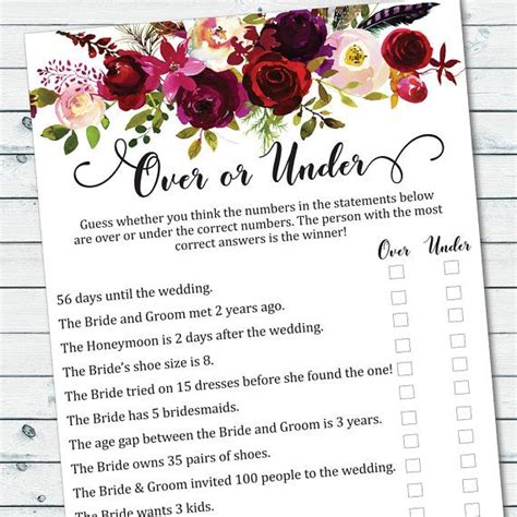 Bridal Shower Gamrs by 25 Best Bridal Shower Ideas On