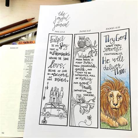 printable lion bookmarks 17 best images about bible study prayer journal on