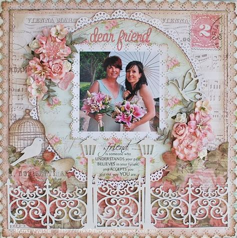wedding layout pages wedding layout scrapbooking pinterest