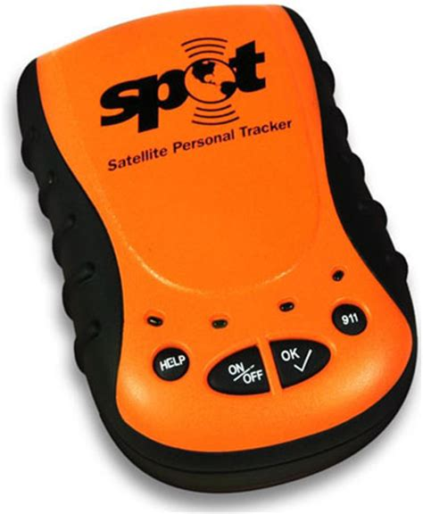 review: spot satellite messenger