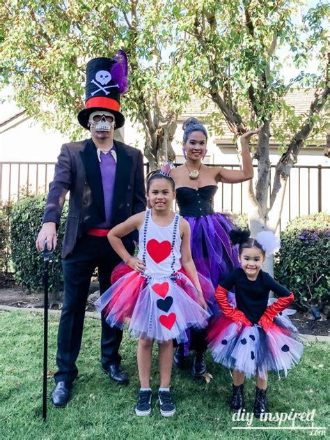 disney villain family halloween costumes diy inspired
