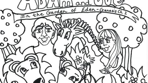 coloring page adam and eve sin home improvement adam and eve coloring page coloring