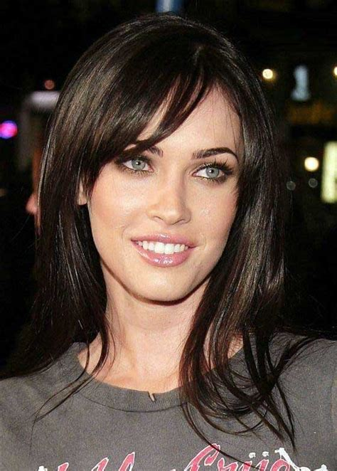 Megan Hairstyle by 20 Inspiring Megan Fox Hairstyles Discover