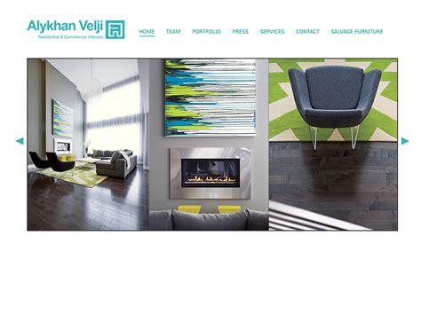 interior decorator calgary website design for an interior decorator in calgary