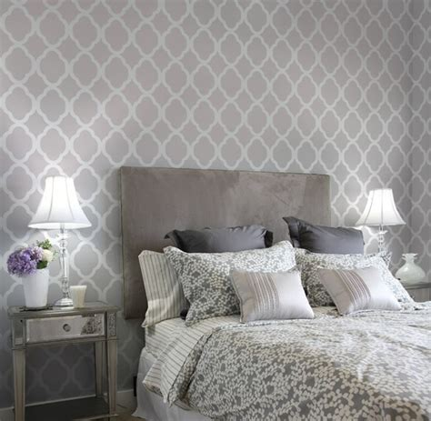 master bedroom accent wall wallpaper for the home